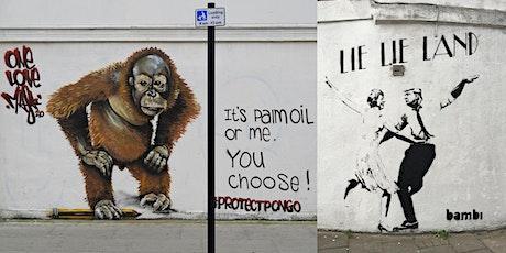 Political Street Art tickets