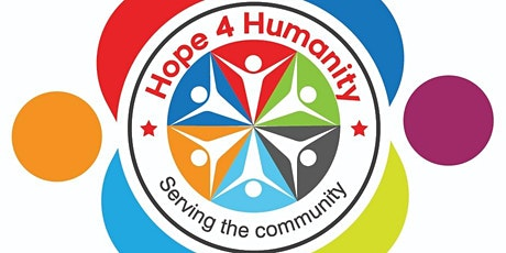 Hope 4 Humanity Food Bank Support  -  6th March 2021- 2pm tickets
