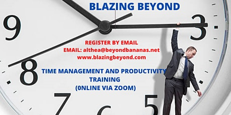 TIME MANAGEMENT AND PRODUCTIVITY TRAINING tickets