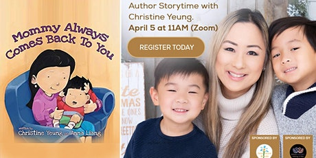 Virtual Story Time with Christine Yeung tickets