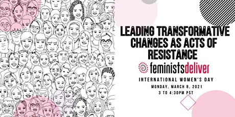 Leading Transformative Changes as Acts of Resistance tickets
