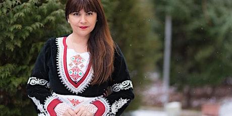 Bulgarian Master Singers Series - Neli Andreeva - (Live+Rec - 2 sessions) tickets