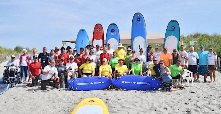 VA Summer Sports Clinic July 20-21(Second Beach, RI) -  NE Volunteers image