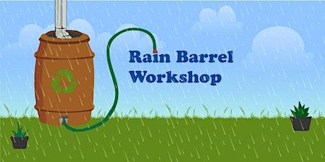 """""""Build-A-Barrel"""" Rain Barrel Workshop 11/21/2021 (Sponsored) tickets"""