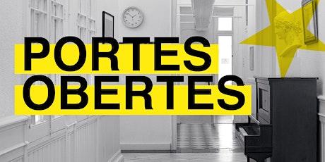 Portes Obertes: Màrqueting i Publicitat/Gestió Vendes i Espais Comercials tickets