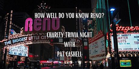 Charity Trivia Night w/ Pat Cashell! tickets