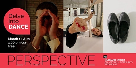 Delve Into Dance: Perspective Tickets
