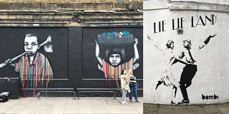 Political Street Art - Sun 11th late session! tickets