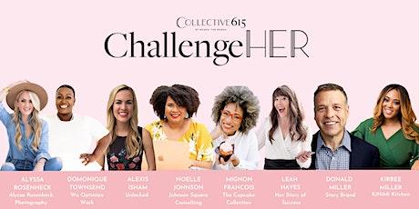 International Women's Day ChallengeHER to Change Nashville tickets