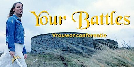 CLC Vrouwenconferentie LIVESTREAM tickets