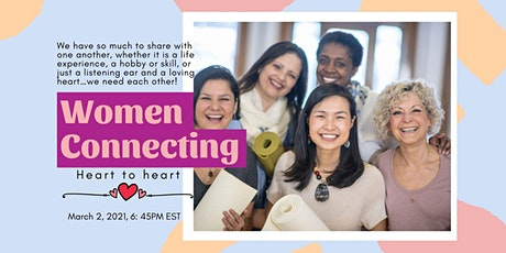 Women Connecting Heart to Heart tickets