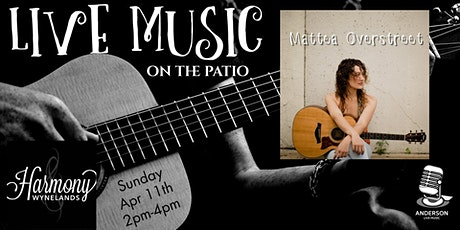 Tea Noelle - Live Music on the Patio tickets