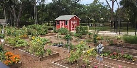 *Virtual* Tour of Manatee Community Garden tickets