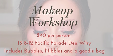 Girls Afternoon Makeup Lesson tickets
