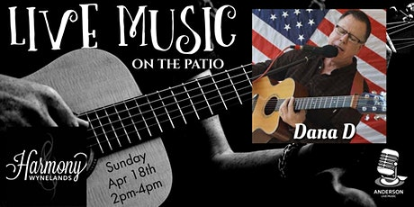 Dana D - Live Music on the Patio tickets