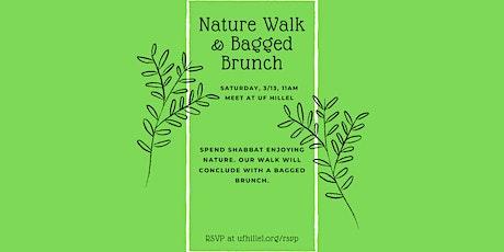 Nature Walk & Bagged Brunch tickets