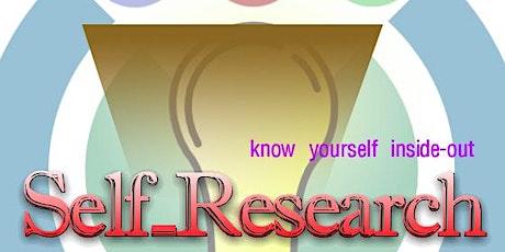 免費網上課堂: 自我研究 Self-Research tickets