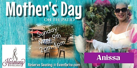 Anissa - Live Music on the Patio tickets
