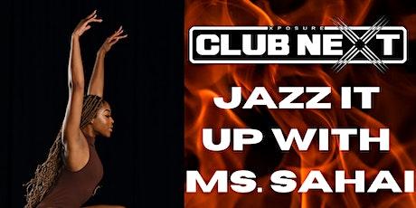Jazz it Up! tickets