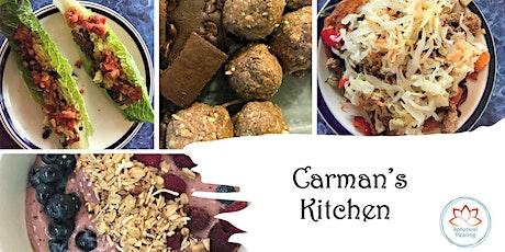 Carman's Kitchen tickets