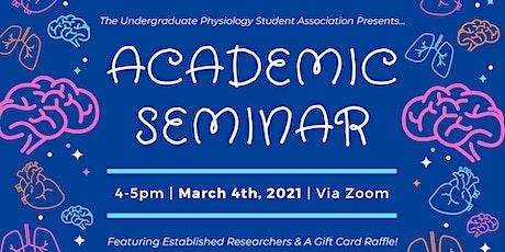 UPSA Winter Academic Seminar tickets