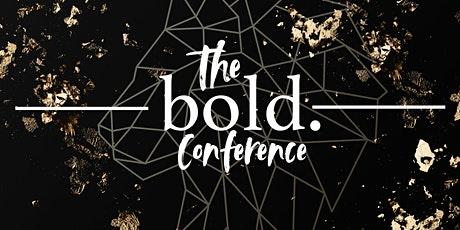 The Bold Conference tickets