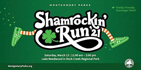 Montgomery Parks Shamrockin' Run tickets