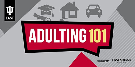 Adulting 101 - Spring 2021 Sessions tickets
