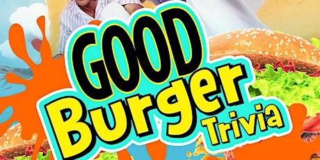 Good Burger Trivia Live-Stream tickets