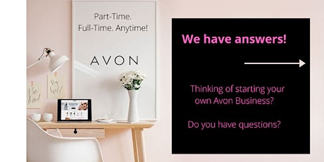 Learn How to Start Your Own Avon Business tickets