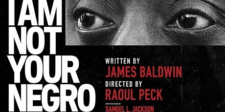 """RAHFH Discussion Series: """"I Am Not Your Negro"""" tickets"""