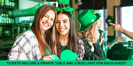 St. Patrick's Day Chicago at Moe's Cantina Wrigleyville tickets