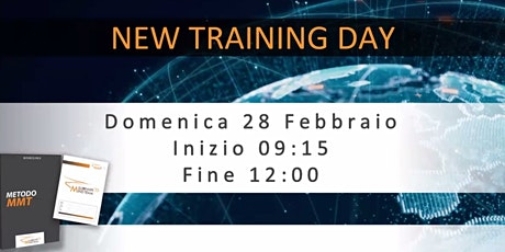 New Training Day biglietti