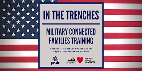 In the Trenches - for Military Connected Families (July 2021) tickets