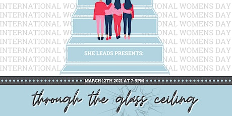 Annual Networking Event: Through The Glass Ceiling tickets