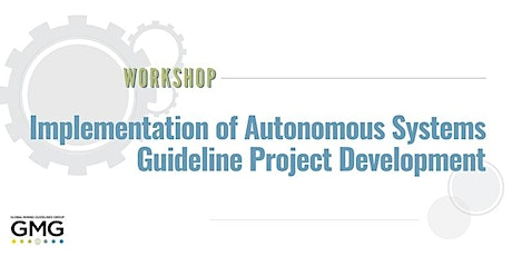Autonomous Mining: Underground Considerations Workshop tickets