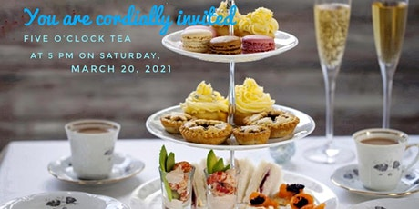 Hats & High Tea Social Event tickets