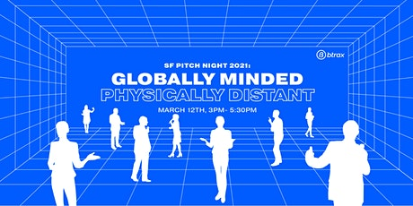 SF Pitch Night 2021: Globally Minded, Physically Distant tickets