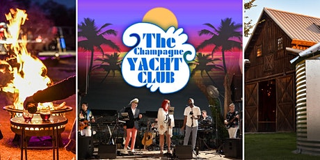 Toto, Elton John, Doobie Brothers and more covered by Champagne Yacht Club! tickets