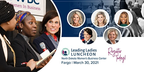 Leading Ladies Luncheon - Fargo tickets