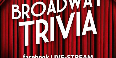 Broadway Trivia Live-Stream tickets