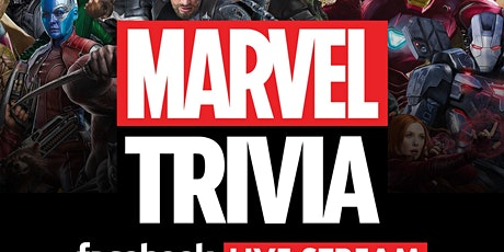 Marvel Cinematic Universe Trivia Live-Stream tickets