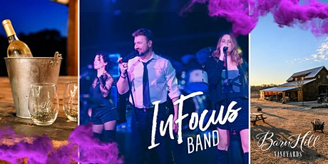Party band - InFocus - hits from the 70's, 80's, 90's, and 2000's!! tickets