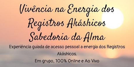 Vivência pessoal na Energia dos Registros Akáshicos entradas