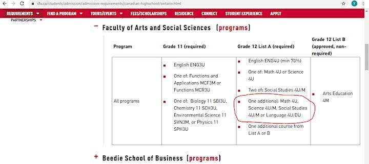 多伦多在线高中12年级中文课,最适合留学生的提分选修课 image