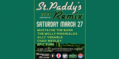 St Paddy's Remix 2021 tickets