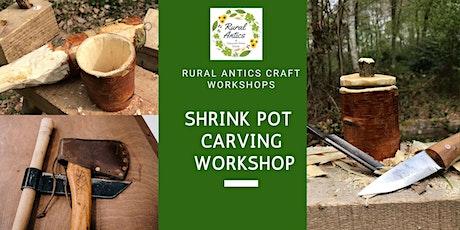 Shrink Pot Workshop tickets
