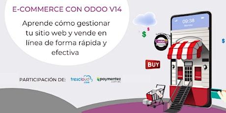 WEBINAR E-COMMERCE CON ODOO V14 entradas