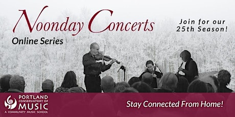 Karger College Prep | Noonday Concert Series Online tickets