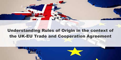 Understanding Rules of Origin within the context of the UK-EU TCA tickets